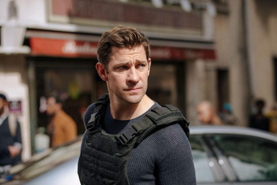 Becoming slightly more tolerable as a character doesn't excuse Jack Ryan's (John Krasinski) painful decision making skills