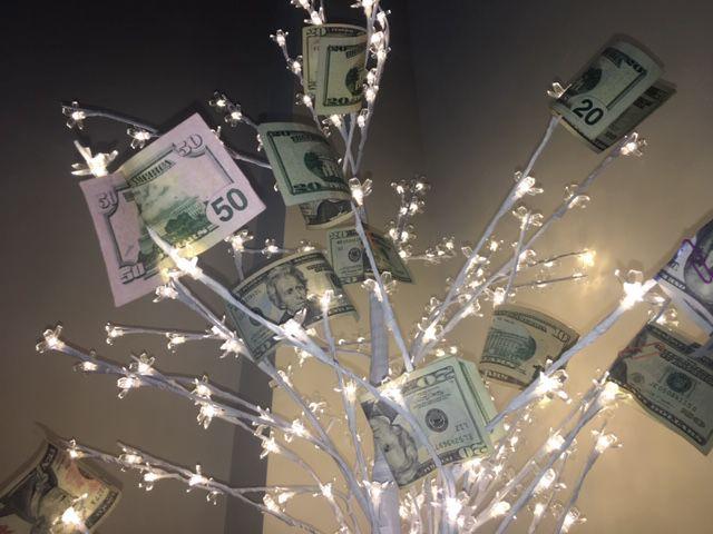 Money doesnt grow on trees
