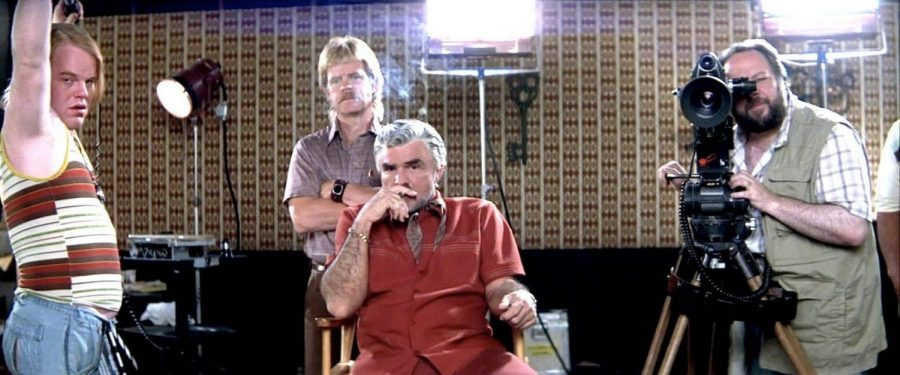 photo courtesy of crypticimages.comBurt Reynolds in Paul Thomas Anderson's Boogie Nights, one of my personal favorite films that wouldn't be what it is without Mr. Reynolds, and widely considered one of the best films he was featured in.