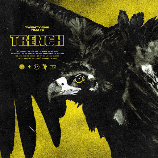 Stressed out: Trench by Twenty One Pilots has indie music lovers content. Twenty One Pilots released their 5th studio album on October 5, 2018.