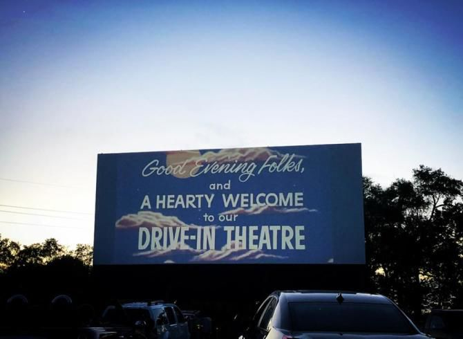 A hearty goodbye: The Starlite Drive-In in Wichita recently showed its last films. After being a landmark and popular destination for Kansans for five decades, the owners closed the drive-in.