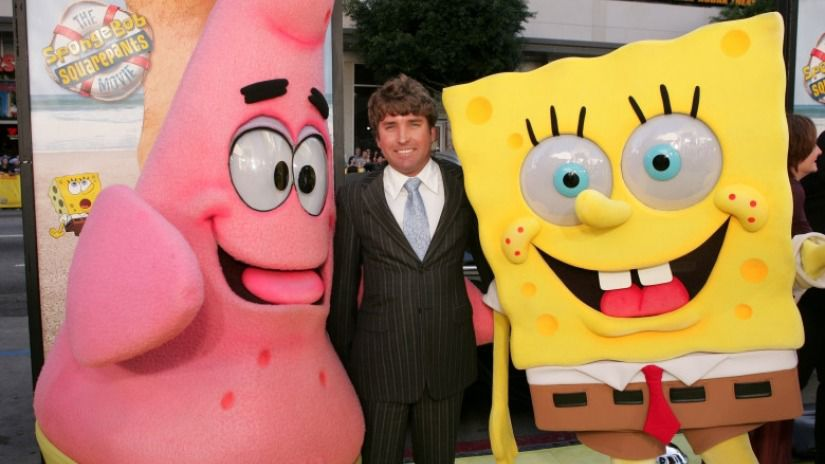 NO THIS IS PATRICK!: Spongebob and all of the other characters in Bikini Bottom have made an enormous impact on the world.Infamous creator of Spongebob Squarepants, Stephen Hillenburg, passes away from ALS.
