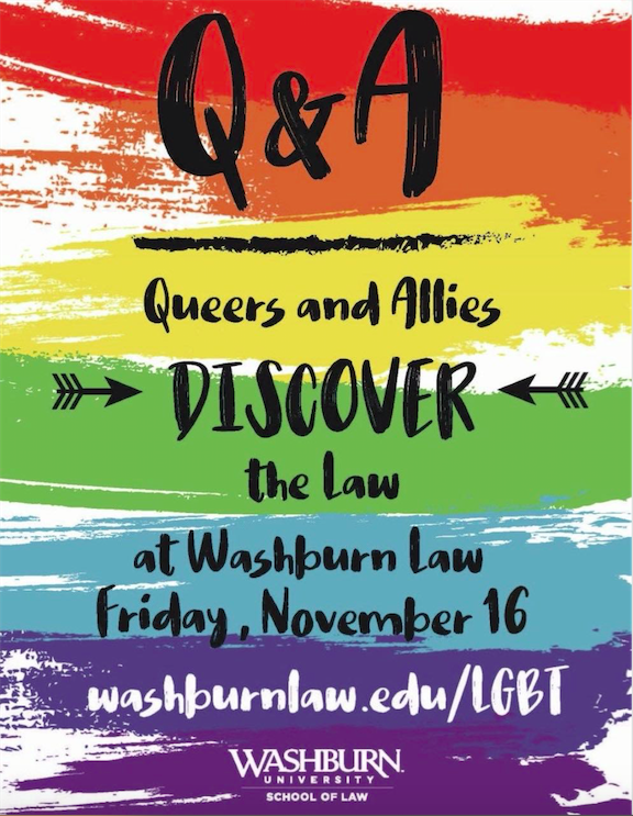 Event Preview: Queers and Allies Discover the Law