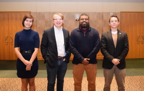 Students take part in Washburn Pitch Competition