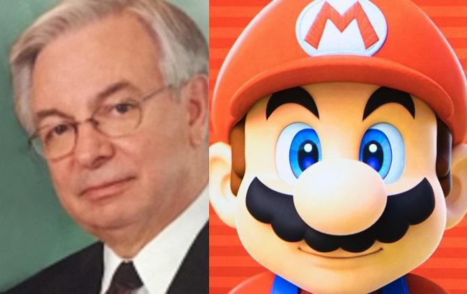 It's a me: Inspiration behind the iconic character, Mario of Nintendo, dies at the age of 84. Mario Segale was a self-taught business man with many accomplishments.