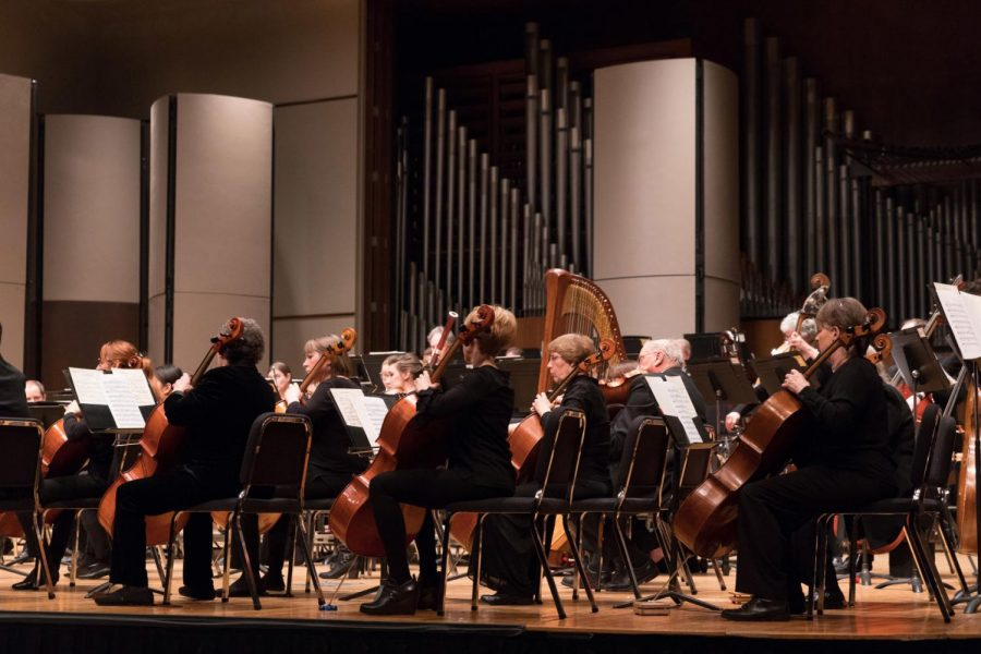 Responses via music: The Topeka Symphony Orchestra holds a series of concerts asking