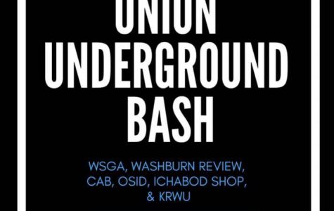 Union Underground Bash: The first Union Underground Bash will be from 4 to 6 p.m. on Feb. 20 at the Memorial Union Underground.