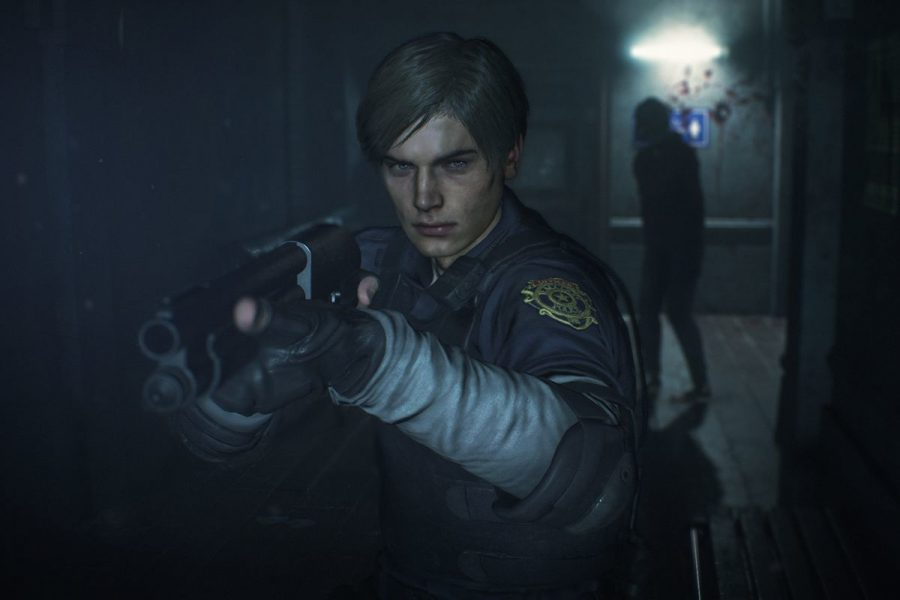 The+Evil+Dead%3A+Leon+Kennedy%2C+a+rookie+police+officer%2C+is+the+main+protagonist+in+%27Resident+Evil+2.%E2%80%99+The+remake+is+a+mastered+re-imagining+of+the+classic%2C+keeping+the+spirit+of+the+original+while+modernizing+the+game+play+mechanics+for+a+new+audience.