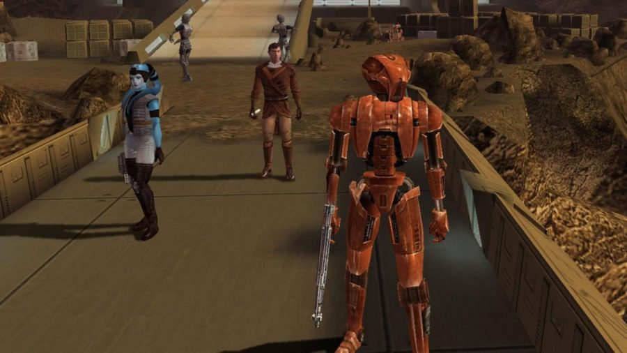 'Star Wars: Knights of the Old Republic' app review: an excellently ported classic