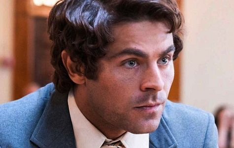 Wicked and vile:Pictured is Zac Efron as the titular serial killer of the upcoming biopic of Ted Bundy,