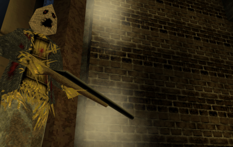 Heretic: DUSK uses the classic FPS games of yore as inspiration and builds an excellent game. Pictured is a screenshot of the game, featuring one of the many enemies you will shoot lead through.
