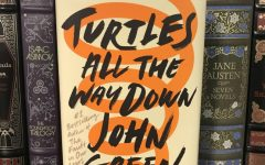 Spoiler alert: This book is not about turtles. Best-selling author John Green does a great job revealing the working minds of teenagers through action and speech, including like, the verbiage that some like, find annoying.