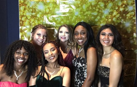 Smiling and dancing: The Black Culture Week is an opportunity to learn about black culture. Many people came to the Black Excellence Ball, which was one of the activities of the week.