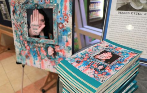 Be aware: Every April is the national Sexual Assault Awareness Month. The Art for Thought exhibition featured arts and poetry against sexual assault.