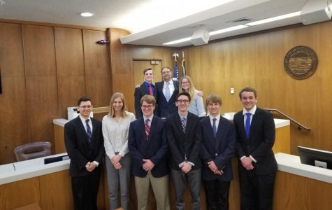 Nationals or bust: The Hayden High School team placed second at regionals and second at state competition as a first-year program. The coaches and team head to Athens, Georgia, on May 16 for the national tournament.