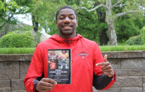 Making a change: Nate McGhee, an athlete and student, wrote a book for young males and athletes about what means to be a man. McGhee's book was inspired by his parents, previous coaches and role models, society and his own experiences.