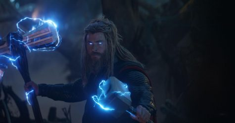 Quantity vs. Quality:The Marvel Cinematic Universe is often derided by internet users (including myself) for drowning the film market, but it would a crime to ignore that (for the most part) they are great films for what they are. Pictured is Chris Hemsworth as Thor in 'Avengers: Endgame.'