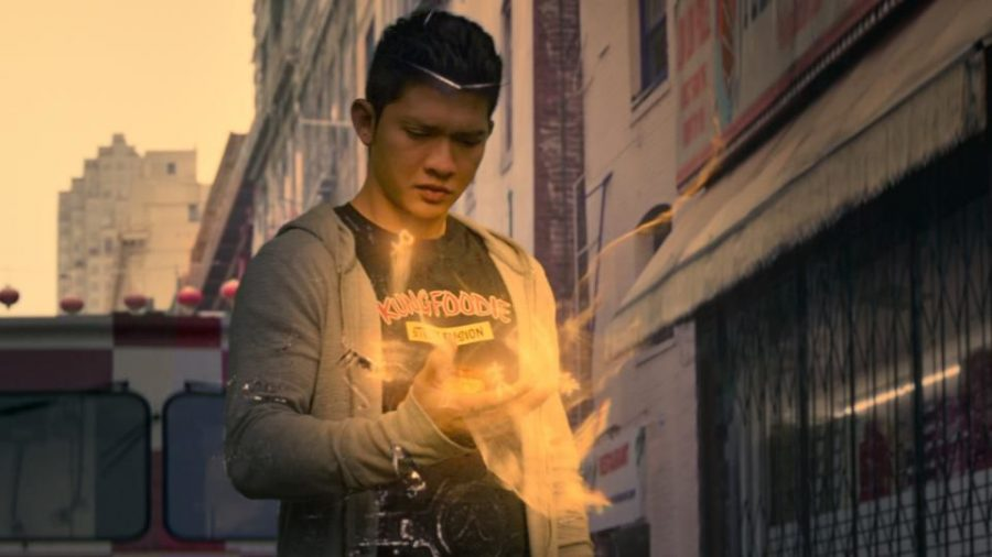 Big Trouble: Iko Uwais as Kai in 'Wu Assassins'. While boasting a great cast and excellent fight scenes, I really can't recommend watching 'Wu Assassins' unless you are a diehard Iko Uwais fan.