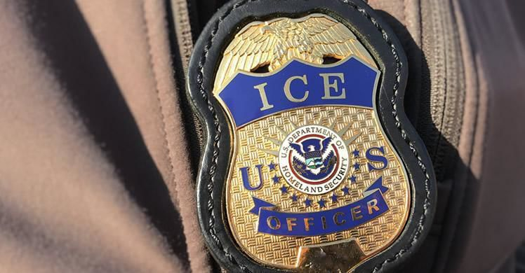 Washburn held routine meeting with ICE