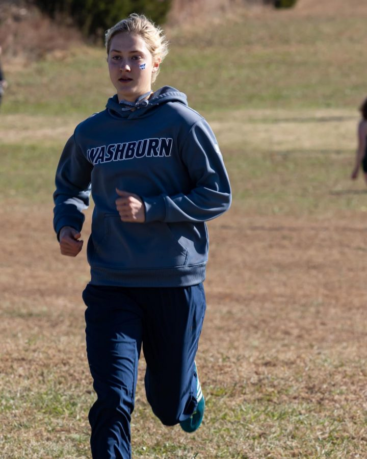 Washburn cross-country to compete at NCAA regionals