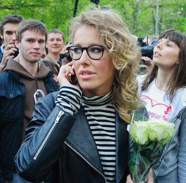 Ksenia Sobchak:  Ksenia Sobchak is the daughter of Anatoly Sobchak, the elected mayor of Saint Petersburg, and Russian senator, Lyudmila Narusova. Sobchak, a Russian politician and TV anchor, has been scrutinized by western culture media outlets for her public appearances.
