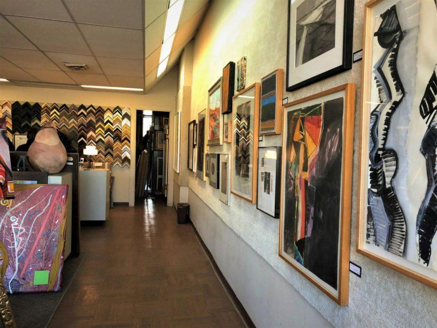 Custom framing: Beauchamp's has framing options artistically displayed behind the counter. The studio is open 10:30 a.m. to 5:30 p.m. Tuesday through Friday and 10 a.m. to 2 p.m. Saturdays.