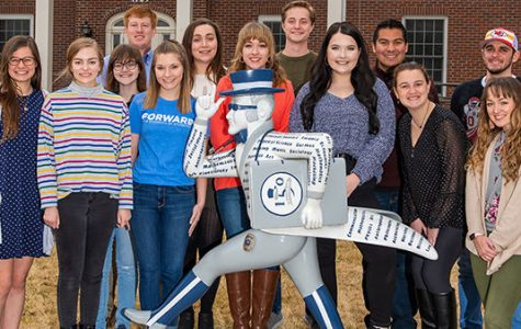 Students helping students: Ichabods Moving forward was formed in 2018 with the goal of helping students in financial crisis. This assistance has been especially helpful amidst the COVID-19 pandemic.