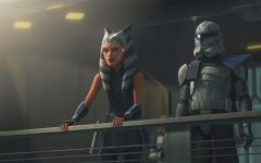 A series best: Star Wars Season 7 is an excellent piece of content, with a flawless end to years of build up. Pictured are series protagonists, Ashoka Tano and Captain Rex, portrayed by Ashley Eckstein and Dee Bradley Baker.