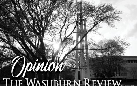 Whispers venture across Washburn's campus