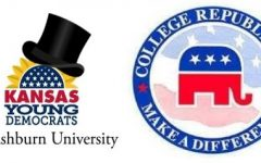 Working together: Both the College Democrats and Republicans want to see as many people vote as possible during the election. They are committed to seeing students become more interested in voting.