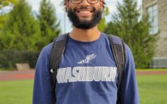 Michael Pearl |Senior| |Exercise and Rehabilitation Science| |Men's Track and Field| |It's hard to stay motivated. We don't know whether or not we will have the season, so it's hard to keep going.|