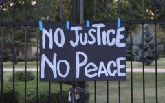 Truth: This is a slogan of the Black Lives Matter movement. It means that there cannot be any justice without any peace and vice versa.