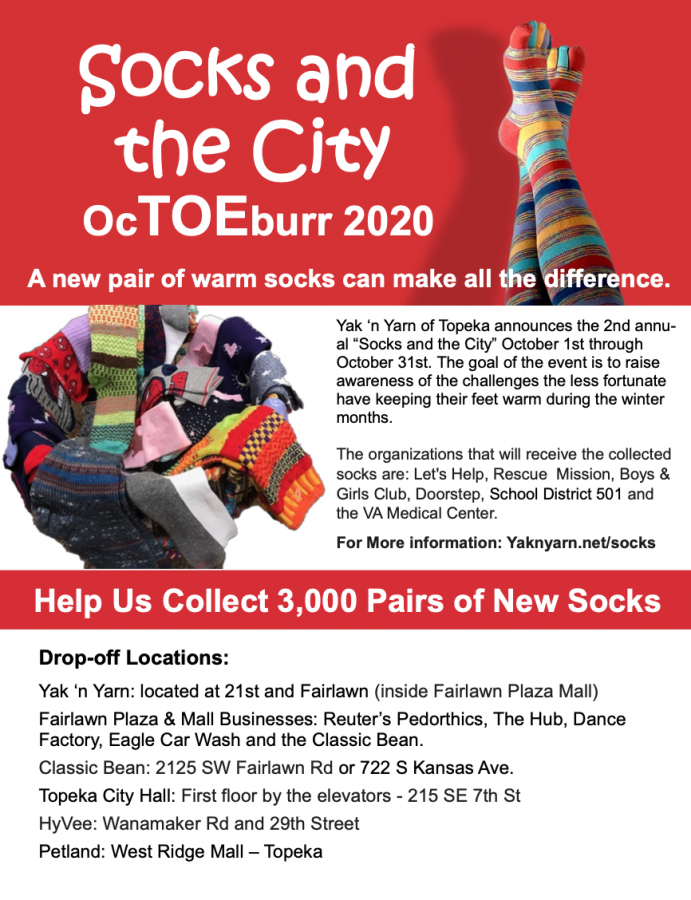 Information about Socks and the City.