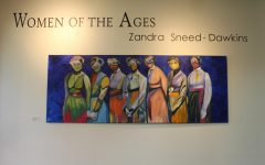 Look to the Past: Zandra Sneed-Dawkins's