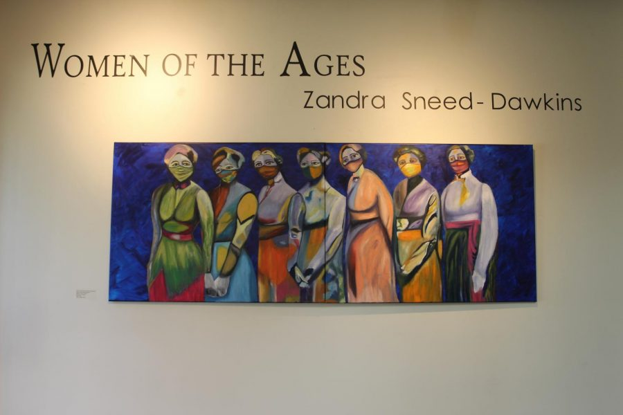 Look to the Past: Zandra Sneed-Dawkins