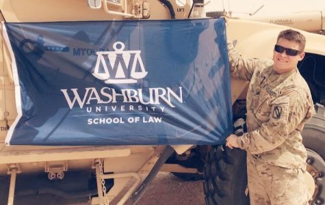 Military helps law student define priorities