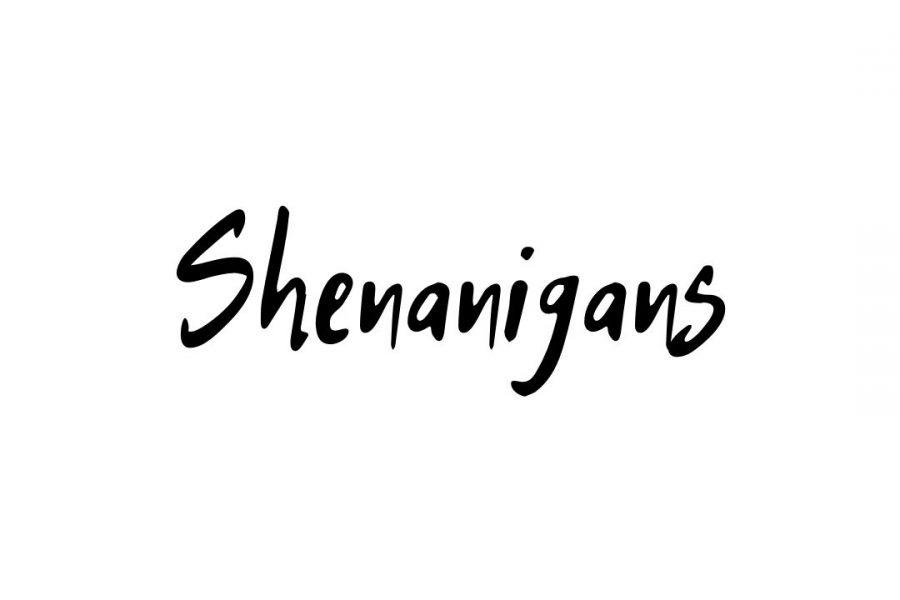 Shenanigans Comic - Halloween Special