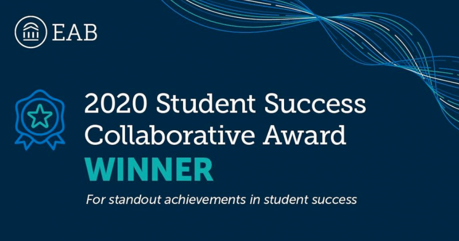 Winner: Washburn University is recognized for its achievements in student success. This is the seventh year the university has been recognized for its outstanding achievements in student success.