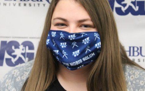 Abby Trautman addresses student concerns in presidential bid