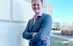 Purpose and Vision: Dylan Babcock is the vice-presidential candidate alongside his running mate Abby Trautman. His four-point plan includes bridging gaps in the Washburn community and addressing issues like mental health and diversity.
