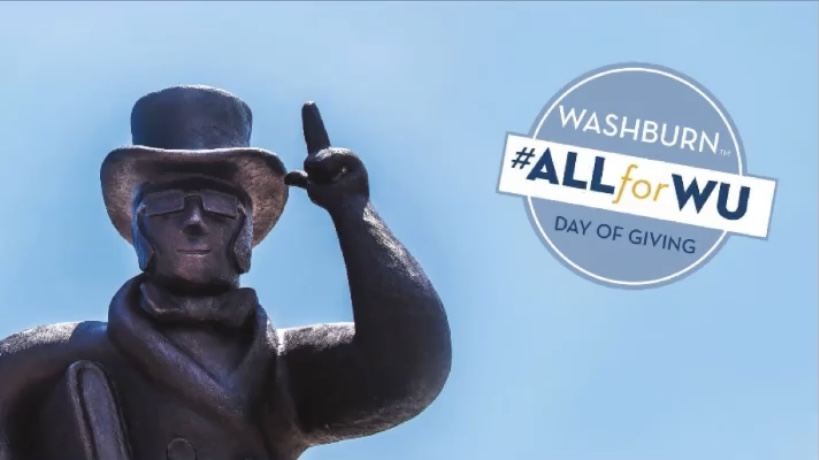 All for WU Washburn University celebrates the University