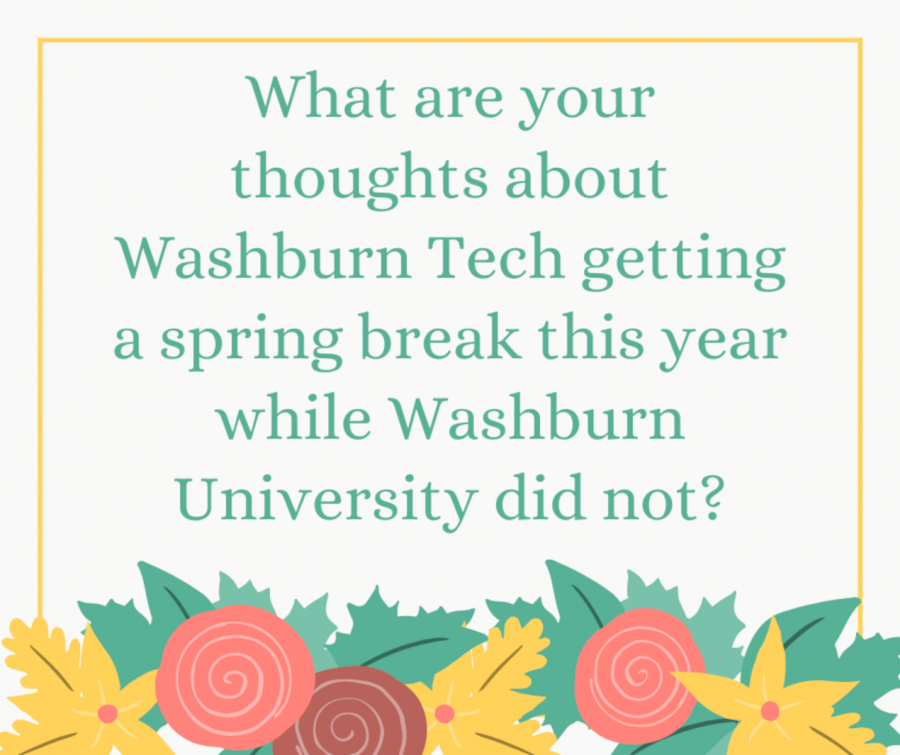 Bods on the Block: WU-Tech Spring Break