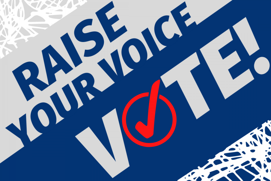 The importance of voting in campus elections