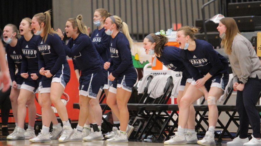 Brief: Women's basketball upsets Central Oklahoma