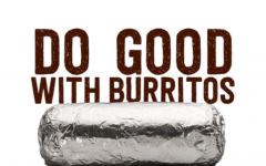 Percentage Night: Help Delta Gamma by ordering something at Chipotle. 1/3 of all sales will be donated.