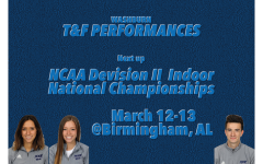 3 Ichabods ready for NCAA DII Indoor Track and Field National Championships