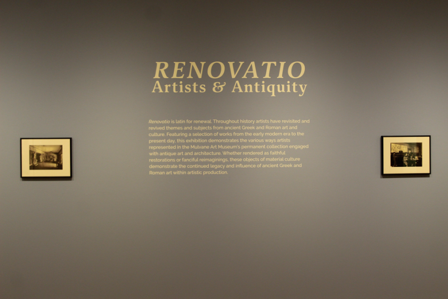 Themes+of+the+past%3A+%22Renovatio%3A+Artists+and+Antiquity%22+features+artwork+from+the+early+modern+era+to+present+day.+The+gallery+demonstrates+the+continued+legacy+and+influence+of+ancient+Greek+and+Roman+art.