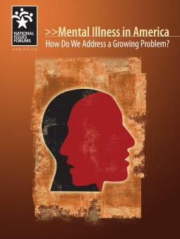 A concerning issue: Mental illness in adults continues to rise with each passing year. The Topeka Public Library will be addressing this on April 5.