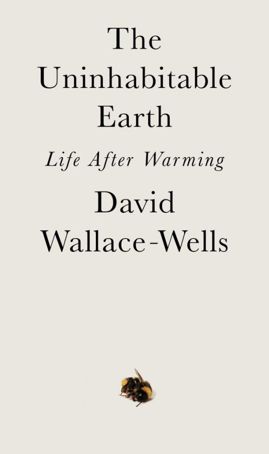 """Bleak future: """"The Uninhabitable Earth: Life After Warming"""" reveals a future where the earth"""