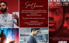 Washburn Filmmakers Association to host Sev Ohanian, award winning producer